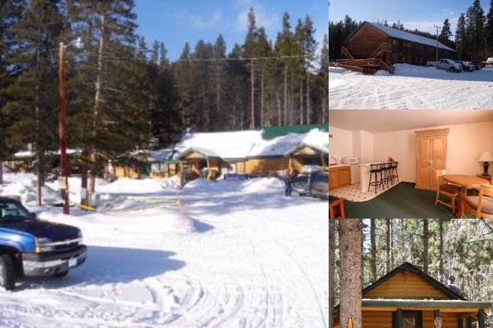 Arrowhead Lodge photo collage