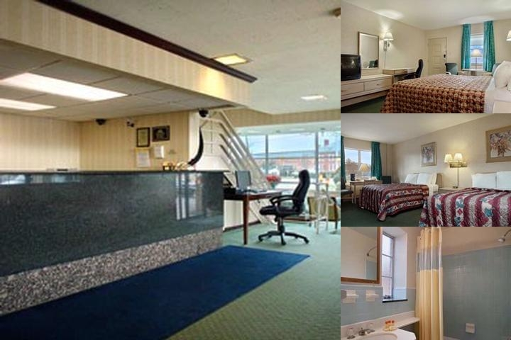 Days Inn Arlington photo collage