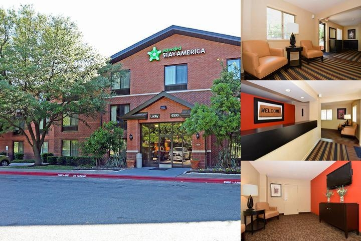 Extended Stay Austin Metro photo collage