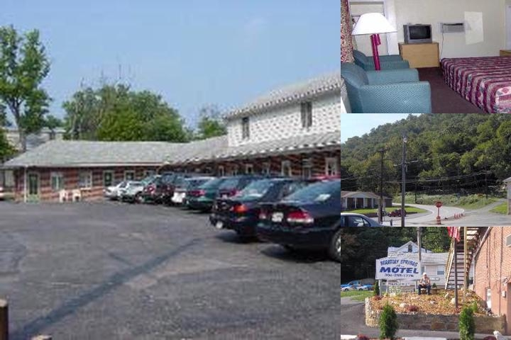 Berkeley Springs Cottage Rental photo collage