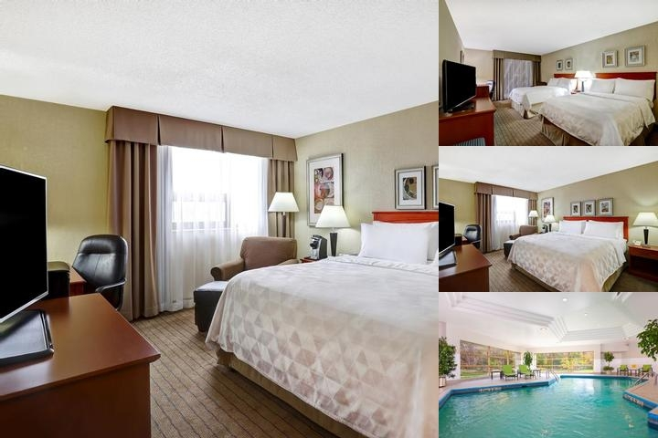 Holiday Inn Laval Montreal photo collage