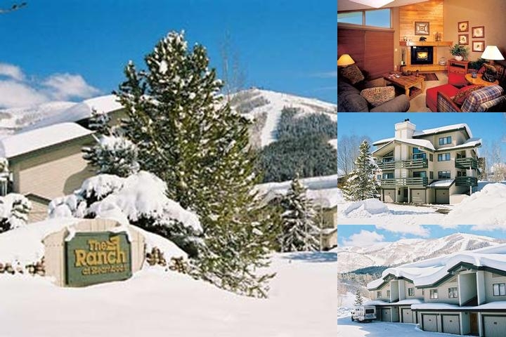 Mountain Resorts photo collage