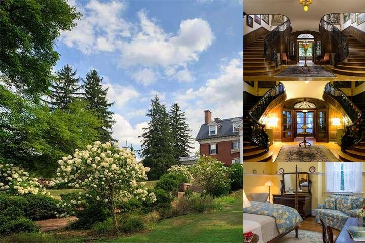 The Mercersburg Inn photo collage
