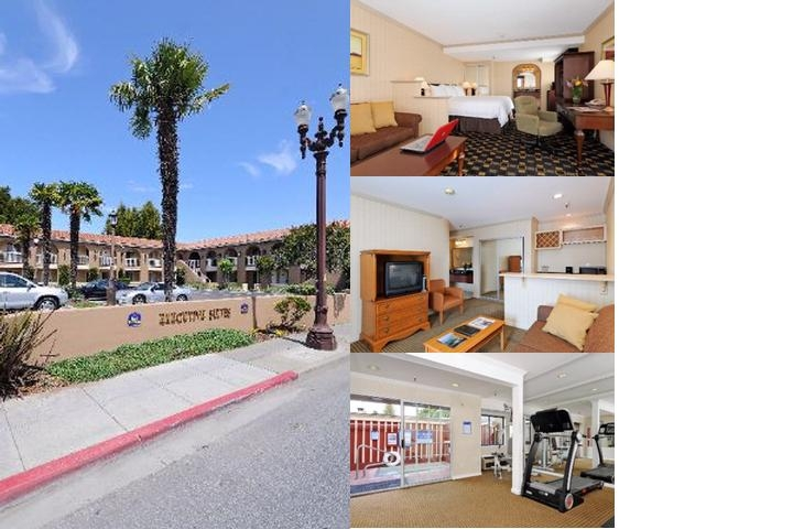 Best Western Plus Executive Suites photo collage