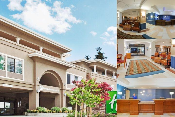 Holiday Inn Express & Suites Santa Cruz photo collage