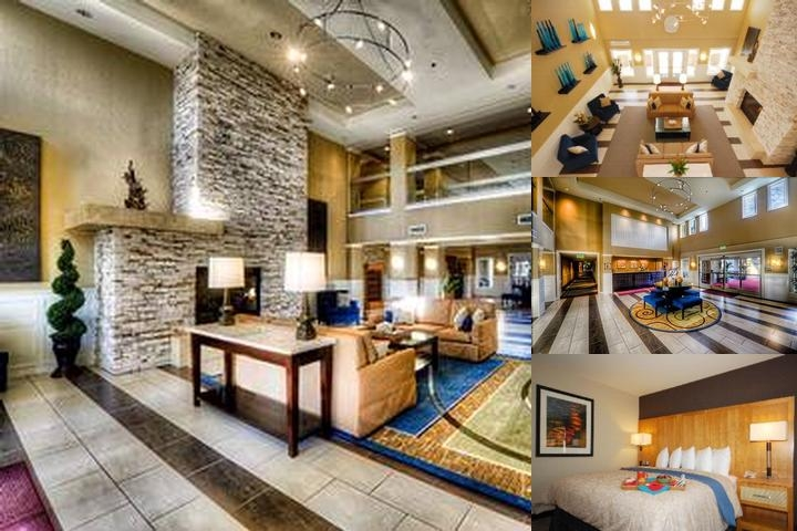 Best Western Plus Marina Gateway Hotel photo collage