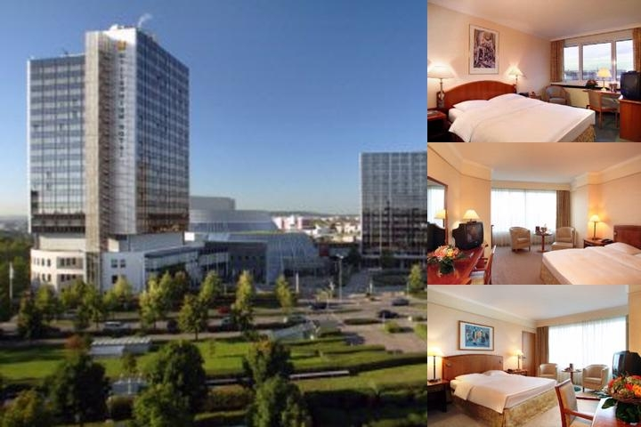 Millennium Hotel Stuttgart photo collage