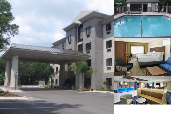 Holiday Inn Express Pensacola West Navy Base photo collage
