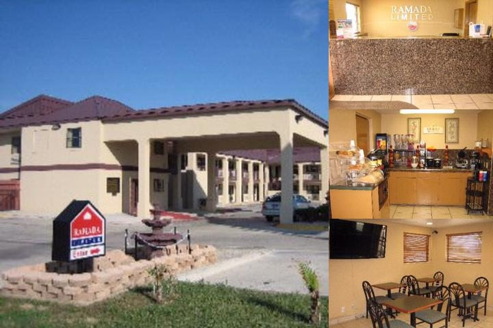 Ramada Limited San Marcos photo collage