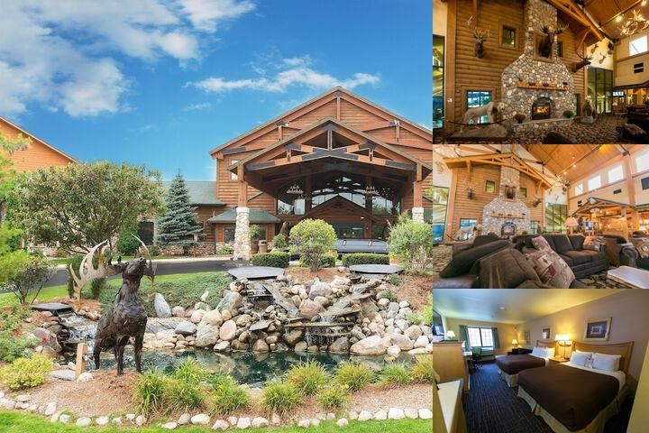 Tundra Lodge Resort & Conference Center photo collage