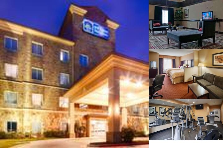 Best Western Plus Dfw Airport West Euless / Bedfor photo collage