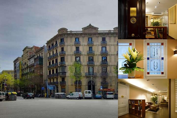 Boutique Bed Breakfast Barcelona Carrer De Pau Claris 145 08009