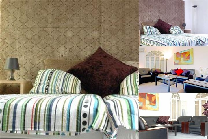 Ramblas Rooms photo collage