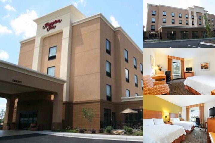 Hampton Inn Ringgold Ft. Oglethorpe photo collage