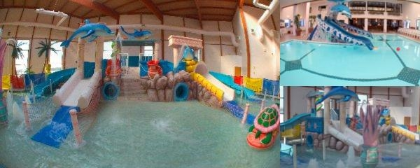 Grand Marquis Hotel Waterpark photo collage