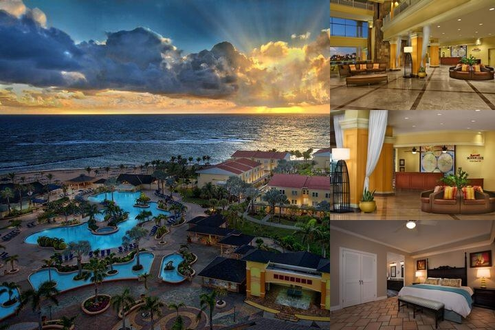 St. Kitts Marriott Resort & The Royal Beach Casino photo collage