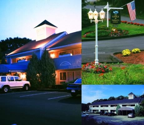 The Lodge at Turbat's Creek photo collage