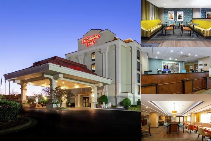 Hampton Inn Hanes Mall photo collage