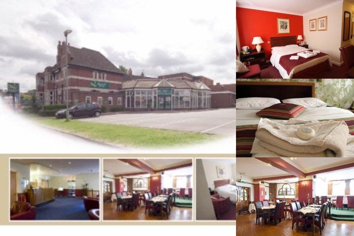 Quality Hotel Dudley photo collage