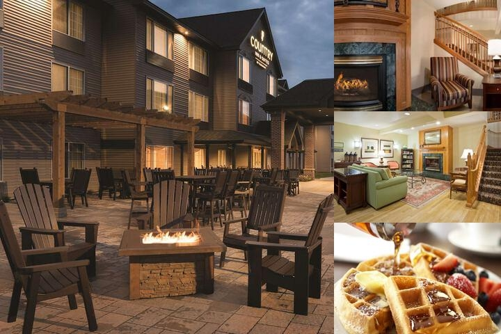 Country Inn & Suites Hotel & Conference Center photo collage