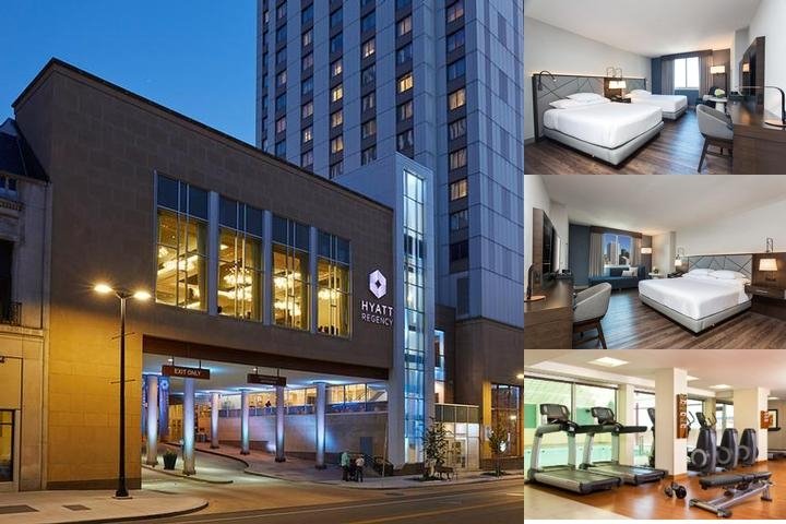 Hyatt Regency Rochester photo collage