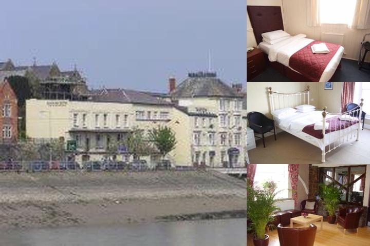 Tantons Hotel photo collage