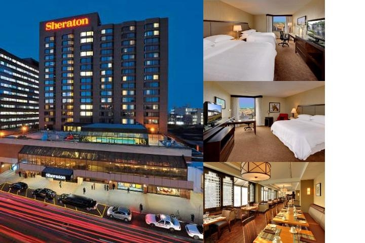 Sheraton photo collage