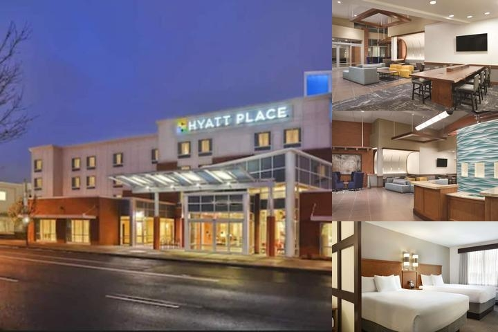Hyatt Place Portland Airport / Cascade Station photo collage