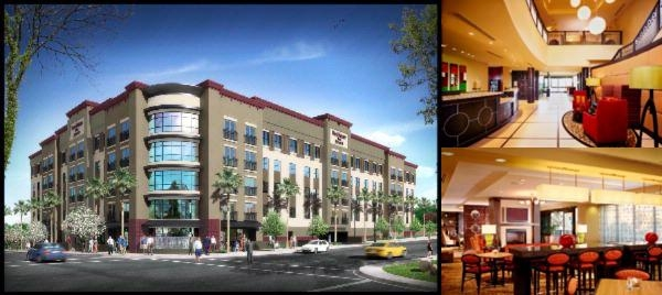 Residence Inn by Marriott Burbank Downtown photo collage