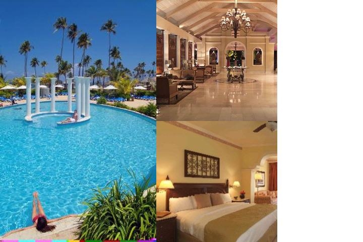 Gran Melia Puerto Rico Golf Resort photo collage