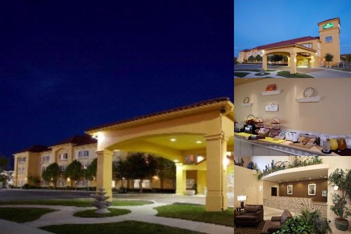 La Quinta Inn & Suites New Braunfels. photo collage