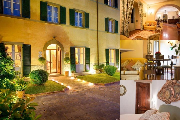 Hotel Villa Marsili photo collage