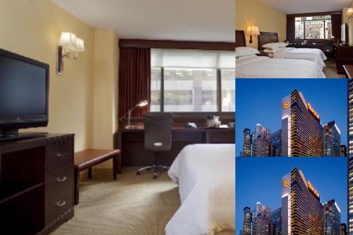Sheraton New York Hotel & Towers photo collage