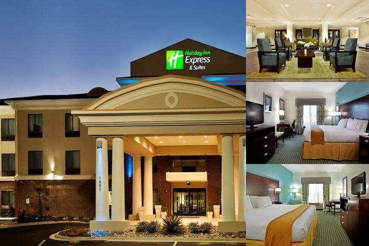 Holiday Inn Express Picayune Stennis Space Center photo collage