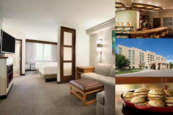 Hyatt Place Denver Tech Center photo collage