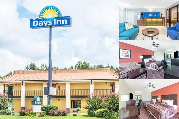 Days Inn Rayville photo collage