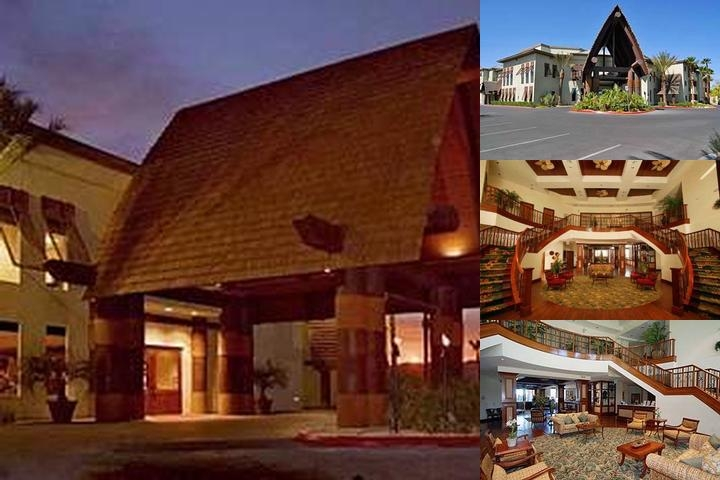 Tahiti All Suite Resort photo collage