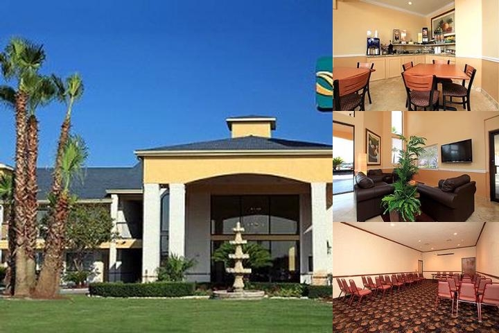 Quality Inn & Suites Stafford Tx photo collage