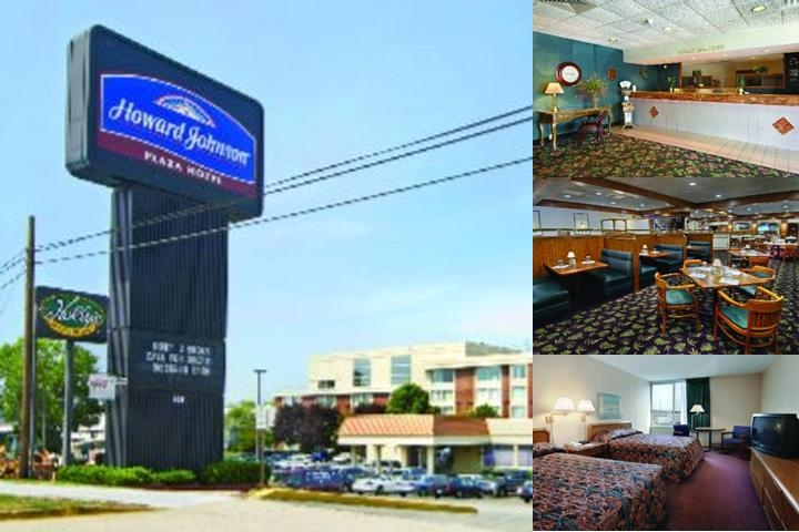 Howard Johnson Plaza photo collage