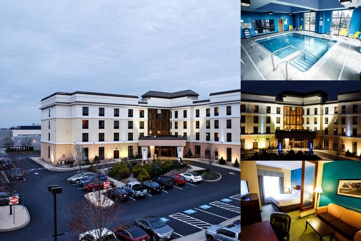 Holiday Inn Express Hotel & Suites Harrisburg West photo collage