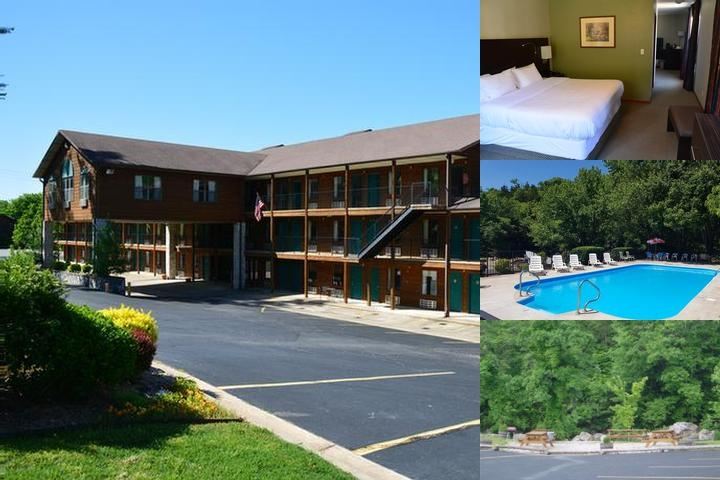 Fall Creek Inn Suites Branson Mo 995 State Highway 165