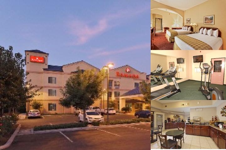 Ramada Fresno photo collage