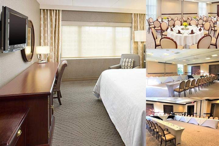 Sheraton Hotel Rockville Md photo collage