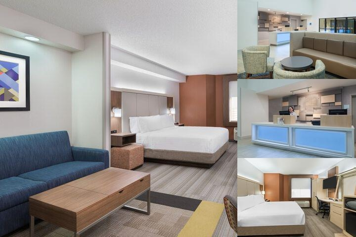 Holiday Inn Express Hotel & Suites Universal photo collage