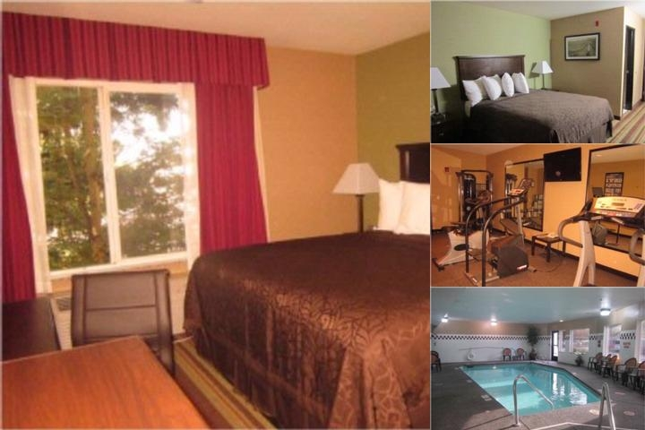 Wilsonville Inn & Suites photo collage