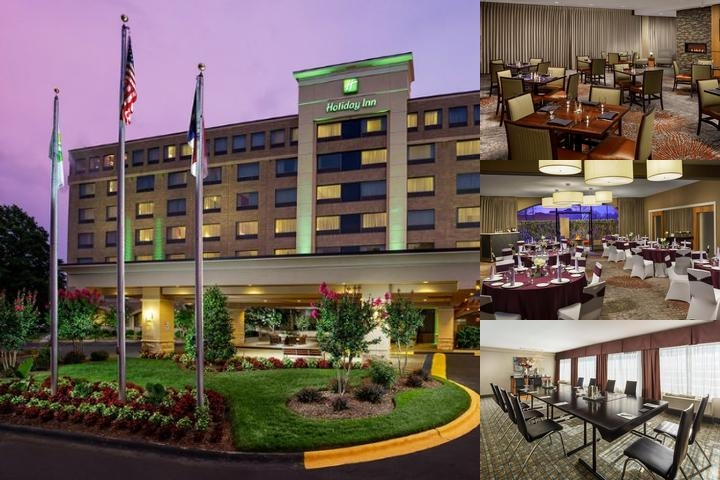 Holiday Inn Charlotte University photo collage
