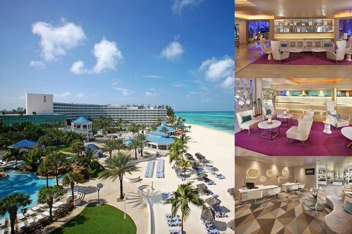 Melia Nassau Beach Resort photo collage