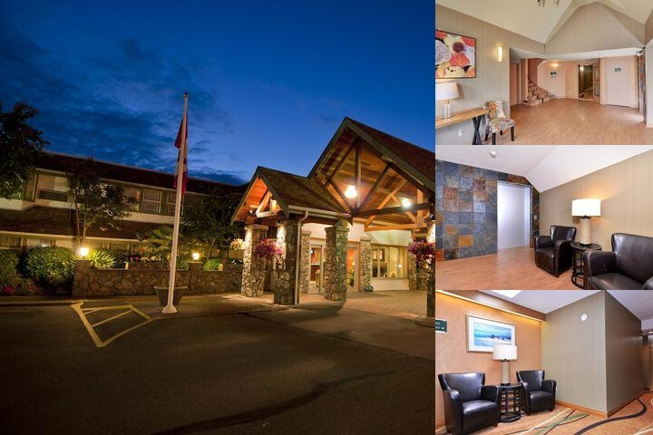 Best Western Plus Emerald Isle Hotel photo collage