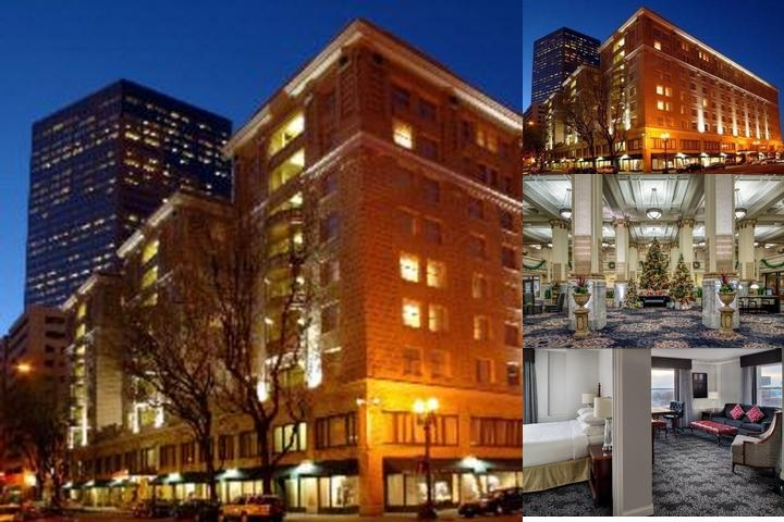 Embassy Suites Portland Downtown photo collage