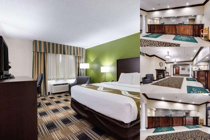 Quality Inn Oneonta Cooperstown photo collage